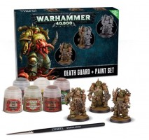 Deathguard & Paint Set