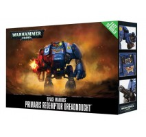 Space Marines Primaris Redemptor Dreadnought (easy to build)