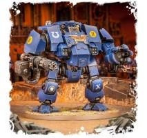 Space Marines Primaris Redemptor Dreadnought (easy to build)