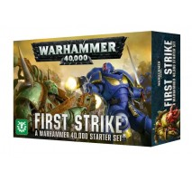 Warhammer 40000 : First Strike (starter set)
