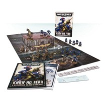 Warhammer 40000 : Know No Fear (starter set)