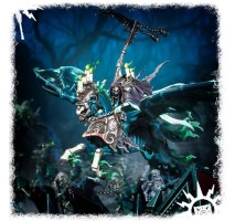 Nighthaunt Reikenor the Grimhailer (easy to build)