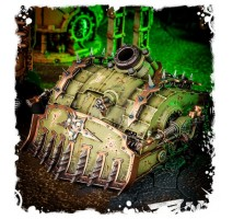 Death Guard Plagueburst Crawler