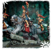 Stormcast Eternals Astreia Solbright (easy to build)