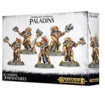 Stormcast Eternals Paladins Retributors