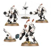 Tau Empire Xv25 Stealth Battlesuits