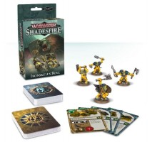 WarhammerUnderworlds Shadespire - Ironskulls Boyz