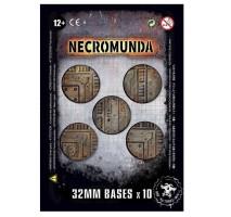 Necromunda - 32mm Bases