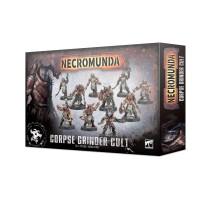 Necromunda - Corpse Grinder Cult Gang
