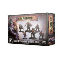 Necromunda - Goliath Stimmers and Forge-born