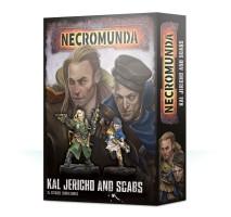 Necromunda - Kal Jericho and Scabs