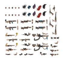 Necromunda - Escher Weapons and Upgrades