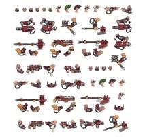 Necromunda - Goliath Weapons and Upgrades