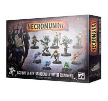 Necromunda - Escher Death Maidens and Wyld Runners