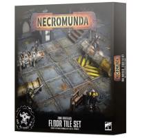 Necromunda - Zone Mortalis Floor Tile Set