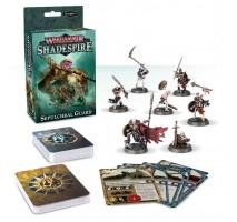 Warhammer Underworlds Shadespire - Sepulchral Guard