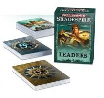 Warhammer Underworlds Shadespire - Leaders (expansion)