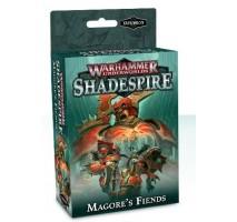 Warhammer Underworlds Shadespire - Magore`s Fiends