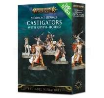 Stormcast Eternals Castigators with Gryph-Hound