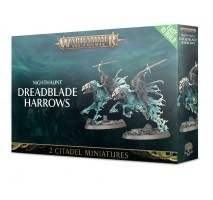 Nighthaunt Dreadblade Harrows  (easy to build)
