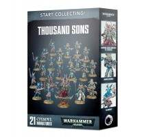 Warhammer 40 000 - Start Collecting Thousand Sons