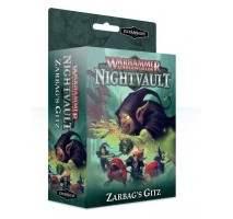 Warhammer Underworlds Shadespire - Zarbag`s Gitz