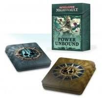 Warhammer Underworlds Nightvault - Power Unbound (expansion)