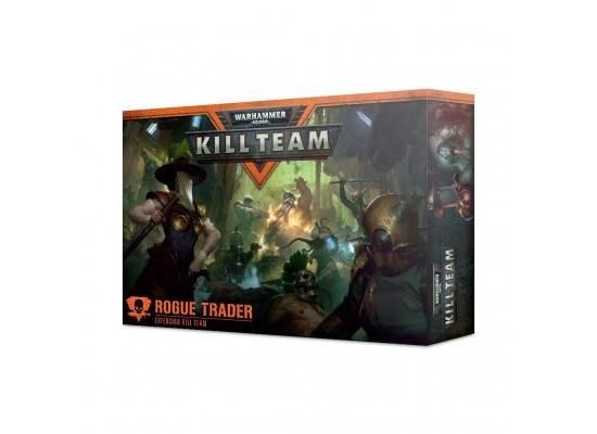 Warhammer 40000: KILL TEAM - ROGUE TRADER (expansion set)