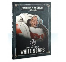 Codex : White Scars (hardback)