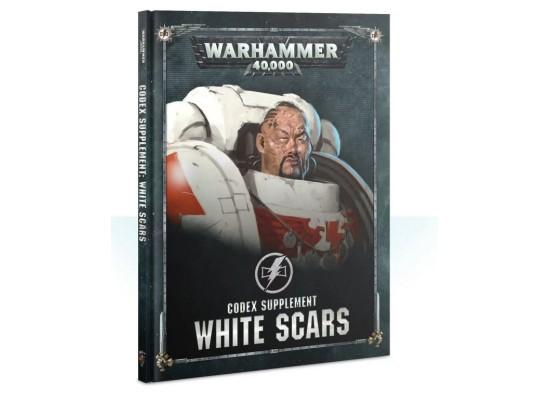 Codex : White Scars (hardback)