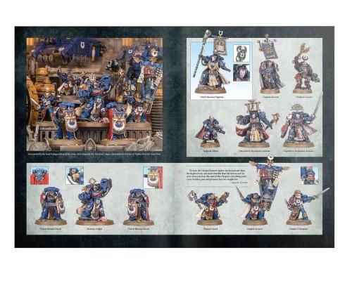 Codex : Ultramarines (hardback)