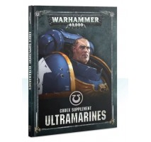 Codex : Ultramarines (hardback)