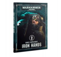 Codex : Iron Hands (Hb) (English)