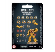 Imperial Fists Primaris Upgrades