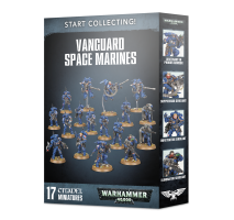 Warhammer 40 000 - Start Collecting Vanguard Space Marines