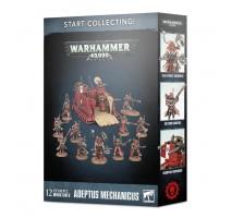 Warhammer 40000 - Start Collecting Adeptus Mechanicus