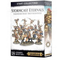 Warhammer Age of Sigmar - Start Collecting Thunderstrike Brotherhood