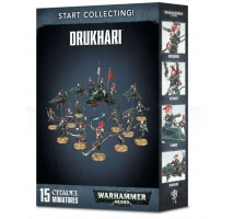 Warhammer 40 000 - Start Collecting Drukhari