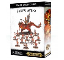 Warhammer Age of Sigmar - Start Collecting Fyreslayers