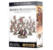 Warhammer Age of Sigmar - Start Collecting Khorne Bloodbound Goreblade Warband