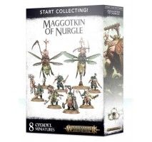 Warhammer Age of Sigmar - Start Collecting Maggotkin of Nurgle