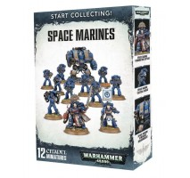Warhammer 40 000 - Start Collecting Space Marines