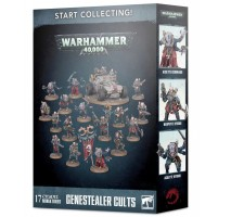 Warhammer 40 000 - Start Collecting Genestealer Cults