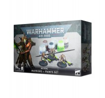 Warhammer 40000 : Necrons & Paint Set