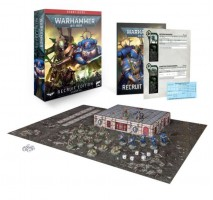 Warhammer 40000 : Recruit Edition (starter set)