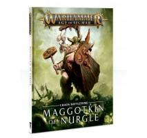 Battletome Maggotkin of Nurgle HB English