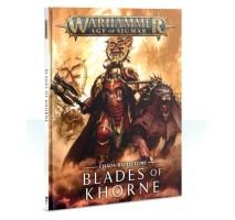 Battletome Blades of Khorne HB English