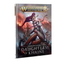 Battletome Daughters Khaine HB English