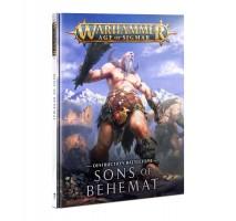 Battletome Sons of Behemat HB English