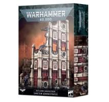 Battlezone Manufactorum Sanctum Administratus
